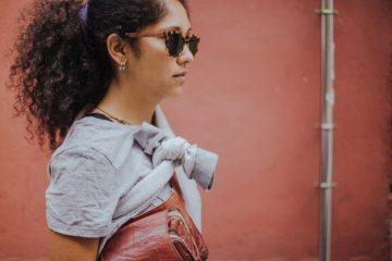 designer taske til skulderen